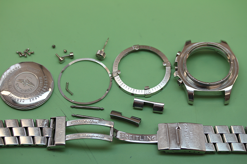 BREITLING BATTERY & RESEAL