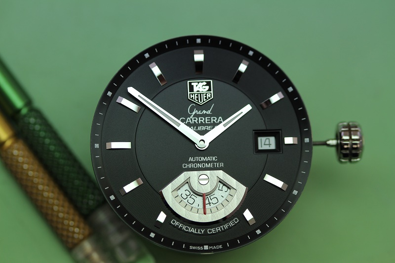 Tag Heuer Grand Carrera CALIBRE 6 full service