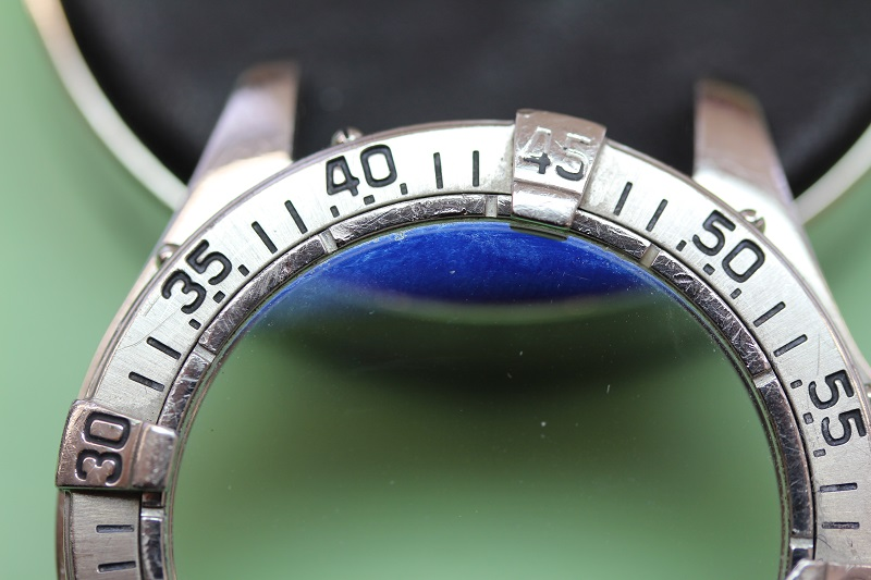 BREITLING case/bracelet polishing